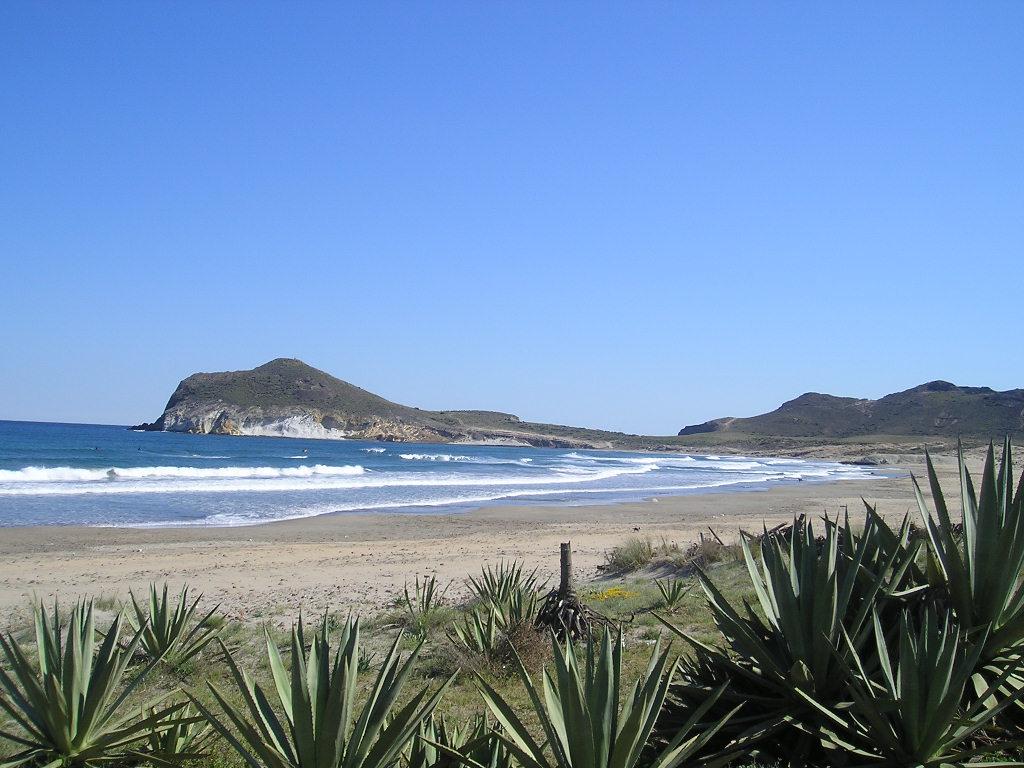 Playa de los Genoveses-Cabo de Gato